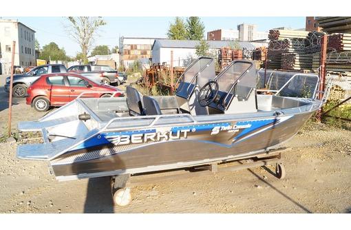 Продаем лодку (катер) Berkut S-TwinConsole, фото — «Реклама Керчи»