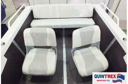 Продаем лодку (катер) Quintrex 475 Coast Runner BR, фото — «Реклама Керчи»