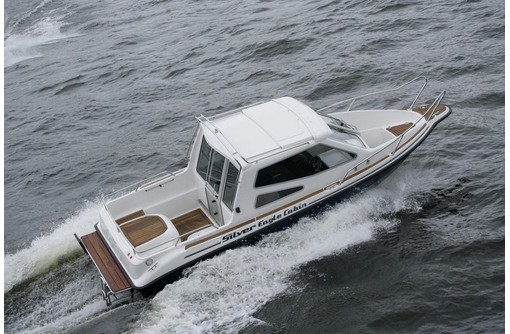 Продаем катер (лодку) Silver Eagle Cabin 650, фото — «Реклама Керчи»