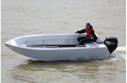 Продаем лодку (катер) Trident 450, фото — «Реклама Керчи»