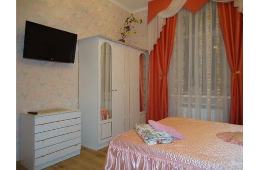 Ялта ул. Заречная 2-комнатная люкс двор мангал парковка до Набережной 150м., фото — «Реклама Ялты»