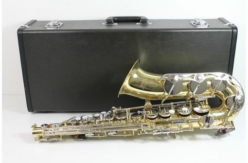 Саксофон альт-новый Tomtop deals,Yamaha Yas25 б/у, фото — «Реклама Севастополя»