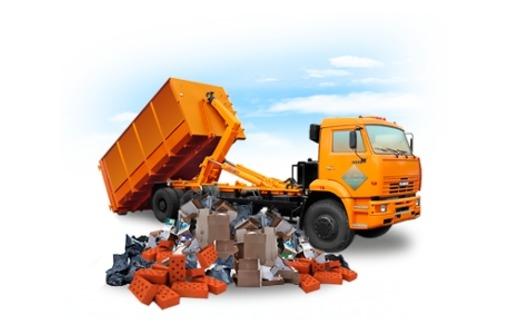 Вывоз строительного мусора, старой мебели, техники и т.д., фото — «Реклама Керчи»