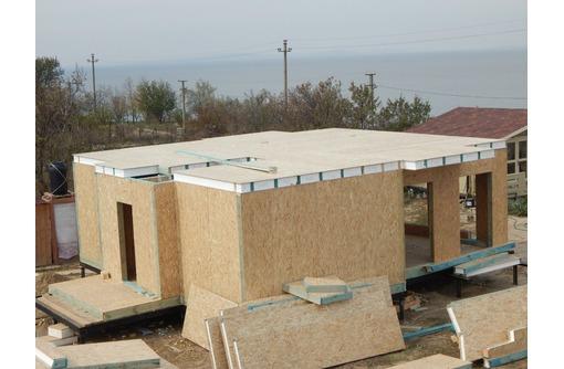 Строим дома в Севастополе., фото — «Реклама Севастополя»
