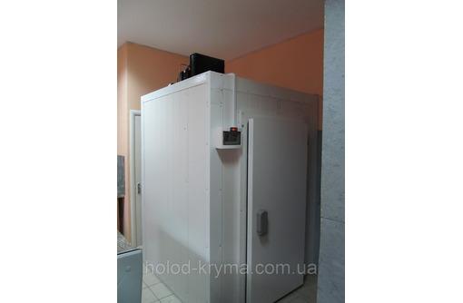 Холодильные камеры из сендвич панелей, фото — «Реклама Симферополя»