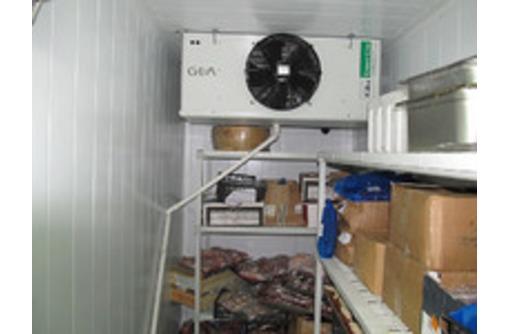 Холодильное оборудование для заморозки, фото — «Реклама Симферополя»