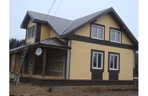 строительство под ключ из СИП и из ракушняка, фото — «Реклама Севастополя»