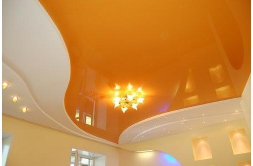 Эко натяжные потолки PONGS, фото — «Реклама Бахчисарая»