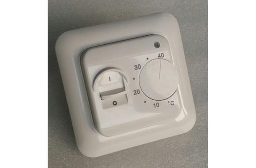 Терморегулятор STEM SET 70 для теплого пола 900 руб, фото — «Реклама Севастополя»