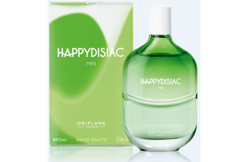Новая мужская новинка туалетная вода Happydisiac Man, фото — «Реклама Севастополя»