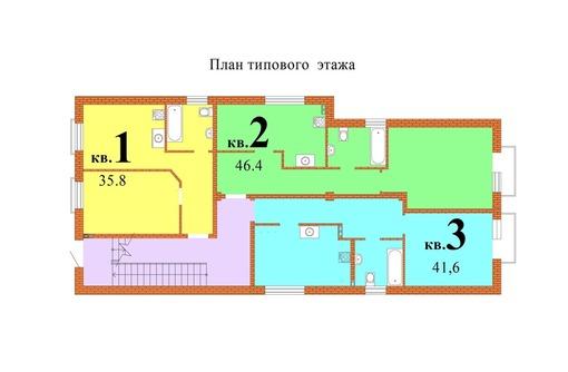 Лучшее Офисное помещение в Центре города, 46,4 кв.м., фото — «Реклама Севастополя»
