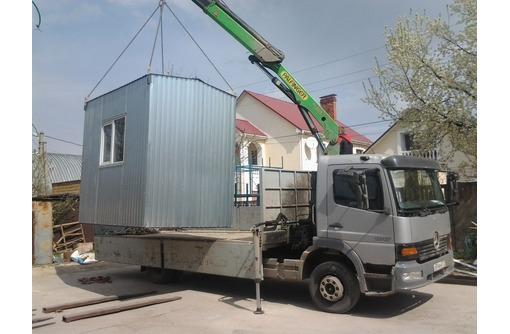 Блок модуль 3 м. в Крыму., фото — «Реклама Севастополя»