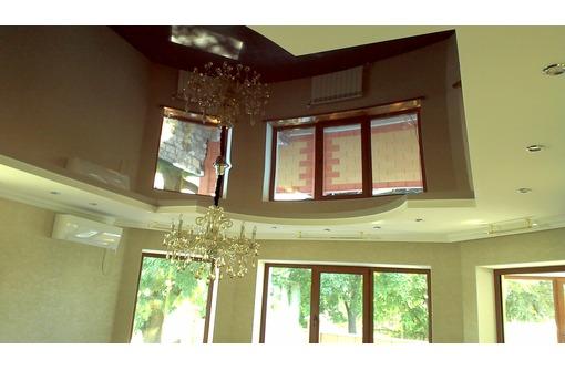 Европейские натяжные потолки-красота в вашем доме, фото — «Реклама города Саки»