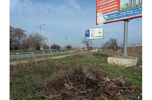 земельный участок  10 сот под ИЖС на ул. Маршала Бирюзова, р-н Проспекта Генерала Острякова, фото — «Реклама Севастополя»