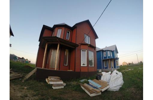 Строительство гостевых домов,коттеджей,мини гостинец, фото — «Реклама Севастополя»