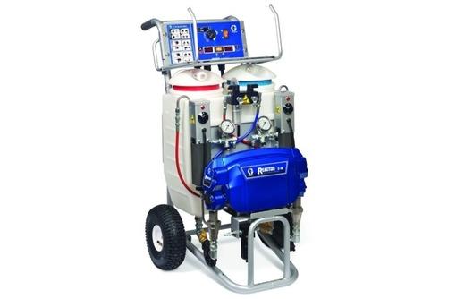 Аппарат для напыления пенополиуретана Reactor E-10, фото — «Реклама Севастополя»