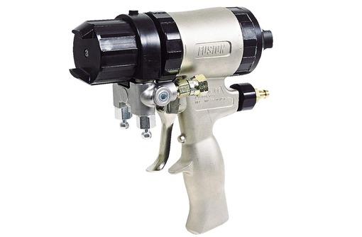 Многокомпонентный пистолет Graco Fusion MP, фото — «Реклама Керчи»