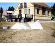 Строительство домов с газобетона, ракушечника, любого материала,  в том числе и каркасные дома, фото — «Реклама Алушты»