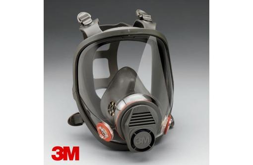 Полнолицевая маска 3M 6000, фото — «Реклама Керчи»