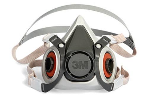 Защитная малярная маска 3м 6000, фото — «Реклама Керчи»