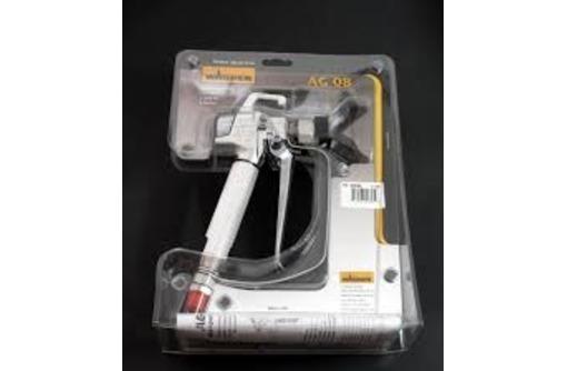 Пистолет для покраски Wagner AG 08, фото — «Реклама Керчи»