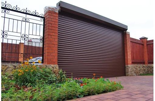 Роллеты, гаражные ворота. Установка и ремонт!, фото — «Реклама Ялты»
