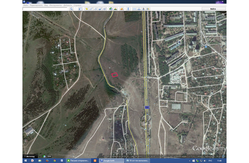 Продам видовой участок 10 сот под ИЖС на проспекте Генерала Мельника, фото — «Реклама Севастополя»