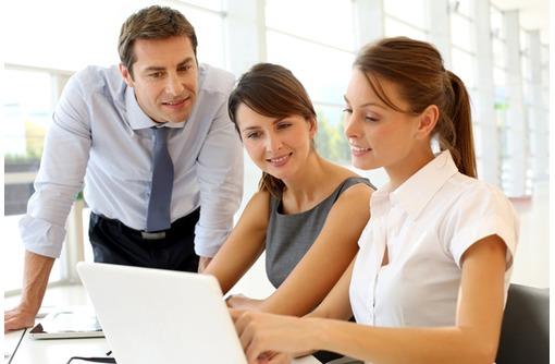 Менеджер с обучением (дистанционно), фото — «Реклама Евпатории»