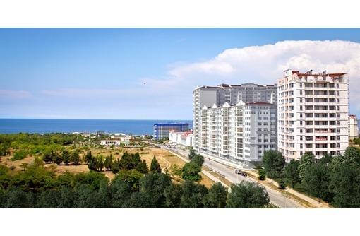 Парковая - Первая линия от дороги, отличное состояние, площадью 47 кв.м., фото — «Реклама Севастополя»