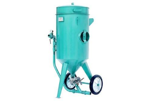 Пескоструйный аппарат Zitrek DSMG-250, фото — «Реклама Керчи»