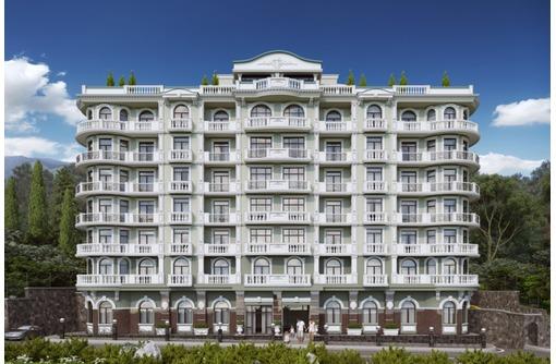 Дизайн фасадов зданий в Евпатории. 3D визуализация в Евпатории., фото — «Реклама Евпатории»