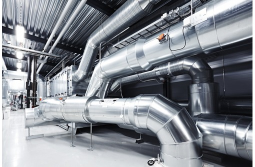 Вентиляция и вентилиционное оборудование, фото — «Реклама Ялты»