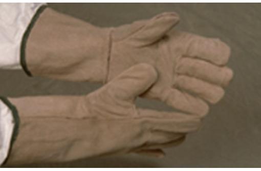 Краги пескоструйщика, фото — «Реклама Керчи»