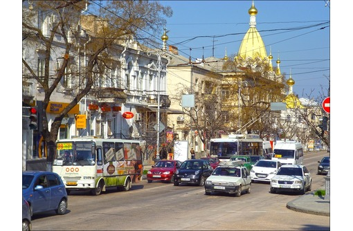 Большая Морская - Торгово-офисное помещение, фото — «Реклама Севастополя»