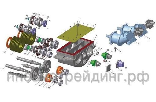 Запчасти для буровых установок УРБ, фото — «Реклама Севастополя»