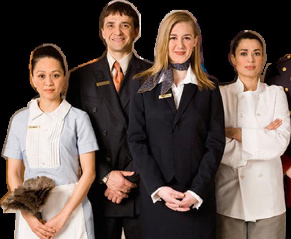staffs dress code of hilton hotel