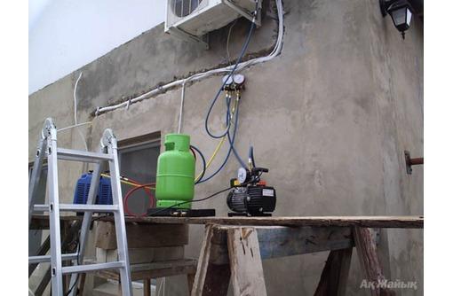 Ремонт, установка, обслуживание  холодильного оборудования, фото — «Реклама Алушты»