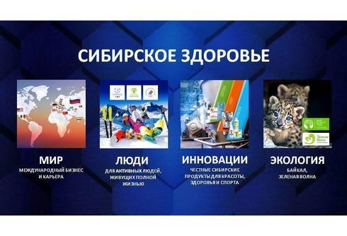 Сибирское здоровье Центр