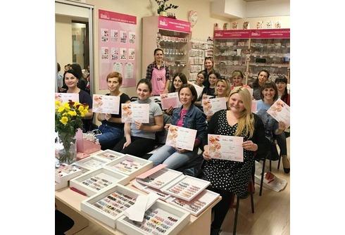 Школа E.Mi - курсы маникюра, педикюра, моделирования и дизайна ногтей в Крыму