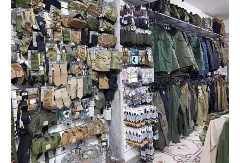 "Военный магазин ""Булат"""