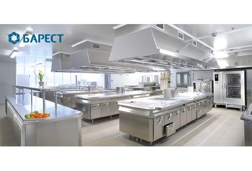 Барест, завод по производству оборудования для ресторанов