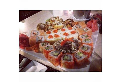 Самурай, суши-бар