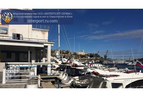 Интерпорт-Сервис Морское агентство