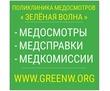 Зеленая Волна Медицинский Центр