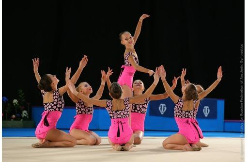 Художественная и эстетическая гимнастика, фото — «Реклама Краснодара»