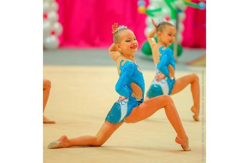 Гимнастика для девочек 4-7 лет, фото — «Реклама Краснодара»