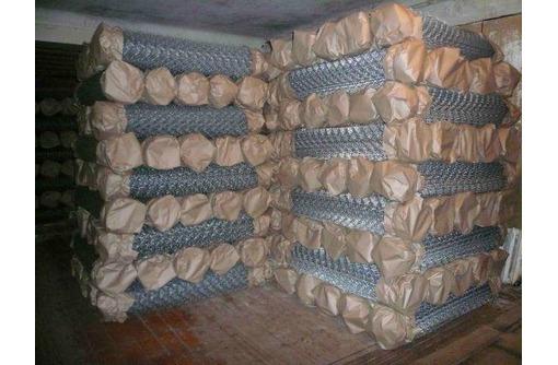 Сетка рабица оцинкованная с доставкой, фото — «Реклама Тимашевска»