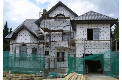 Утепление мокрый фасад(короед), фото — «Реклама Новороссийска»