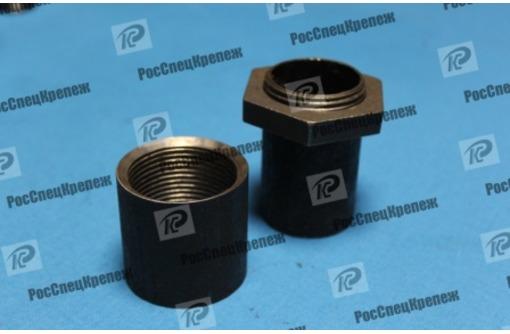 Муфта стальная от производителя, ГОСТ 8966-75, Р СпецКрепеж., фото — «Реклама Краснодара»