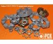 Гайка прорезная и корончатая ГОСТ 5918-73, ГОСТ 5919-73, фото — «Реклама Армавира»
